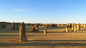 The Strange Beauty of the Pinnacles